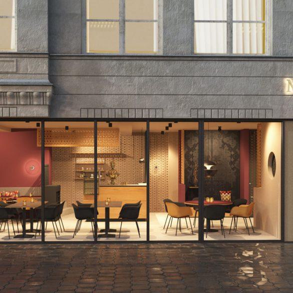 Restaurant Design Hamburg